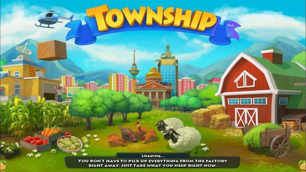 เกม Township
