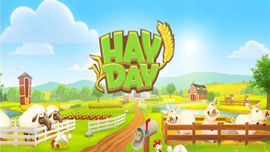 เกมทำฟาร์มน่าเล่น เกม Hay Day